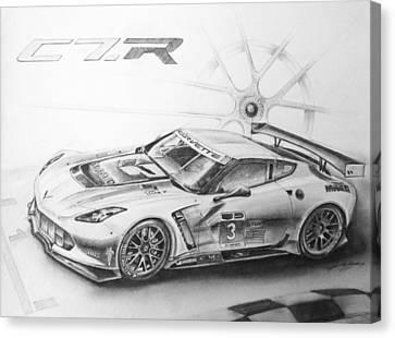 C7.r Canvas Print