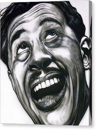 Cab Calloway Canvas Print by Mike Underwood