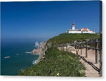 Cabo Da Roca Canvas Print