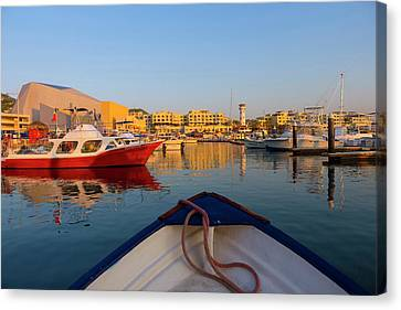 Cabo San Lucas, Baja, Mexico Canvas Print by Douglas Peebles