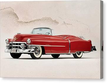 Cadillac Eldorado Canvas Print