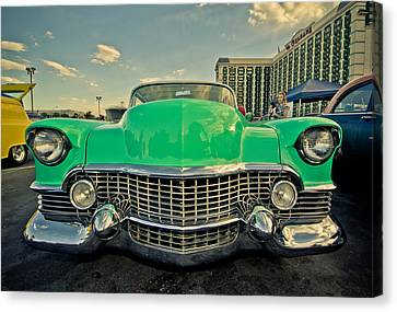 Cadillac Style  Canvas Print by Merrick Imagery