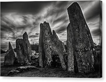 Cairn Holy 1 Canvas Print by Derek Beattie