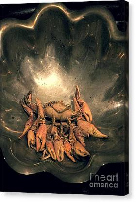 Cajun Cornucopia Canvas Print by Joe Jake Pratt