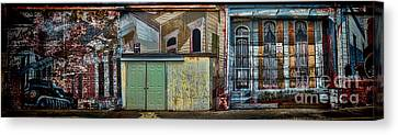 Cajun Style  Canvas Print by Richard Mason