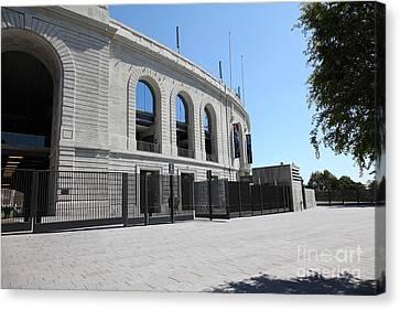 Cal Golden Bears California Memorial Stadium Berkeley California 5d24676 Canvas Print