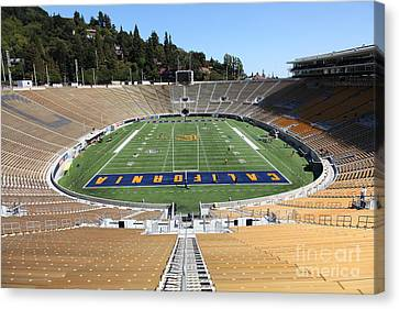 Cal Golden Bears California Memorial Stadium Berkeley California 5d24682 Canvas Print