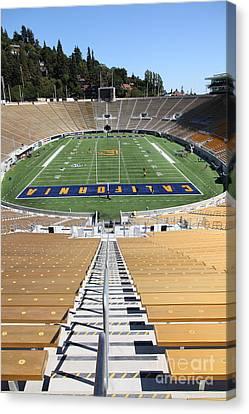 Cal Golden Bears California Memorial Stadium Berkeley California 5d24683 Canvas Print