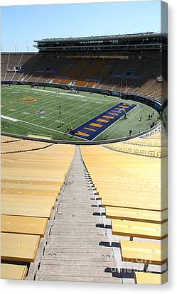 Cal Golden Bears California Memorial Stadium Berkeley California 5d24696 Canvas Print