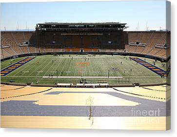 Cal Golden Bears California Memorial Stadium Berkeley California 5d24698 Canvas Print