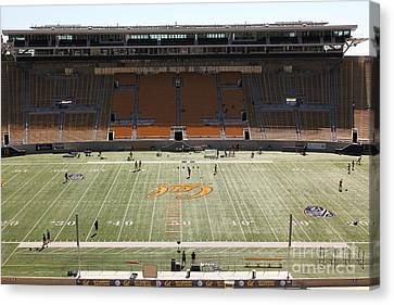 Cal Golden Bears California Memorial Stadium Berkeley California 5d24699 Canvas Print