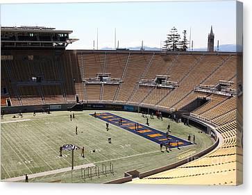 Cal Golden Bears California Memorial Stadium Berkeley California 5d24703 Canvas Print