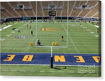 Cal Golden Bears California Memorial Stadium Berkeley California 5d24708 Canvas Print