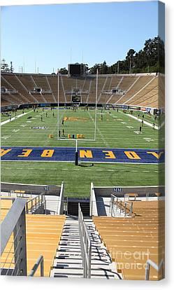 Cal Golden Bears California Memorial Stadium Berkeley California 5d24712 Canvas Print