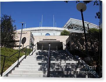 Cal Golden Bears California Memorial Stadium Berkeley California 5d24737 Canvas Print