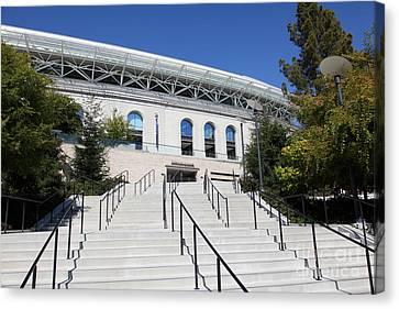 Cal Golden Bears California Memorial Stadium Berkeley California 5d24742 Canvas Print