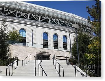 Cal Golden Bears California Memorial Stadium Berkeley California 5d24743 Canvas Print