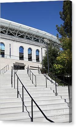 Cal Golden Bears California Memorial Stadium Berkeley California 5d24744 Canvas Print