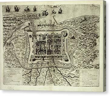 Calais Canvas Print by British Library