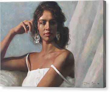 Live Canvas Print - California Beauty by Anna Rose Bain