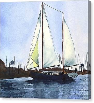California Dreamin II Canvas Print by Kip DeVore