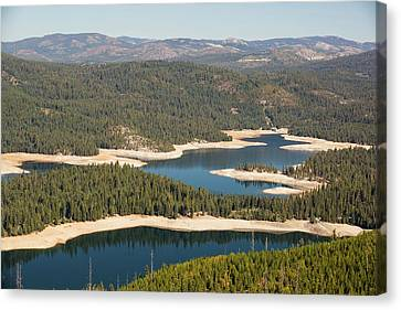 California Drought Canvas Print by Ashley Cooper