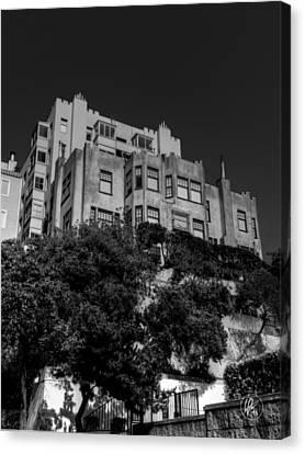 California - San Francisco 002 Canvas Print by Lance Vaughn