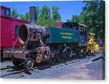 California Western Number 14 Canvas Print by Garry Gay