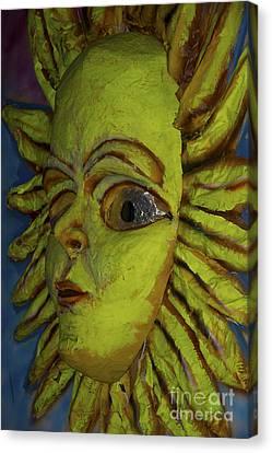 Call Me Sunshine Canvas Print by Al Bourassa