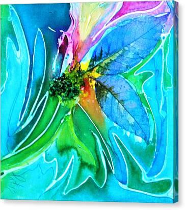 Calla Canvas Print by Pat Purdy