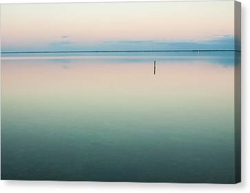 Calm As Is Canvas Print by Jurgen Lorenzen