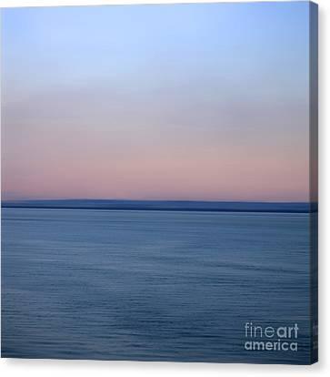 Outlook Canvas Print - Calm Sea by Bernard Jaubert