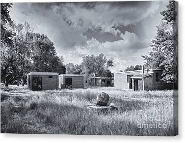Camp 30 Number 2 Canvas Print by Steve Nelson