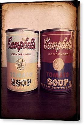 Campbells Redux 2 Canvas Print