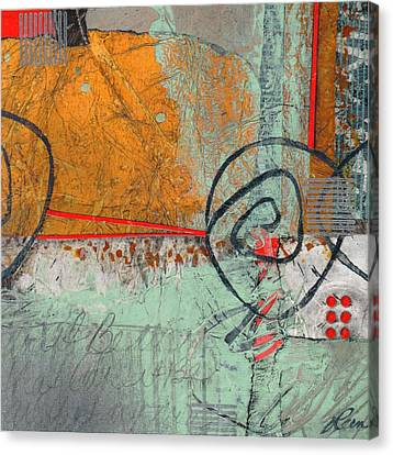 Can It Be All  Canvas Print by Laura  Lein-Svencner
