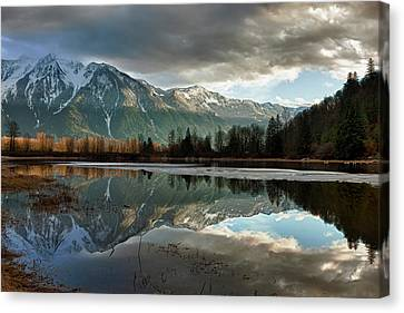 Canada, British Columbia, Agassiz Canvas Print