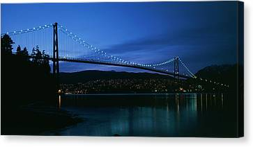 Canada, British Columbia, Vancouver Canvas Print