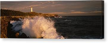Canada, Nova Scotia, Cape Breton Canvas Print by Panoramic Images