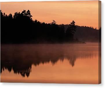 Canada, Ontario, Sudbury, Tilton Lake Canvas Print by Jaynes Gallery