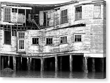 Cannery Canvas Print by Joe Klune