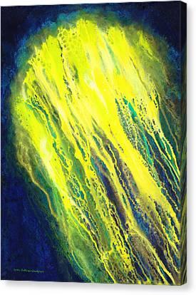 Canopus Canvas Print by Lynda Hoffman-Snodgrass