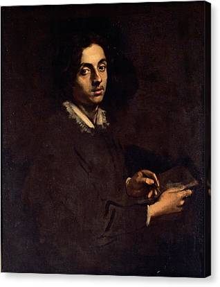 Cantarini Simone Known As Il Pesarese Canvas Print by Everett