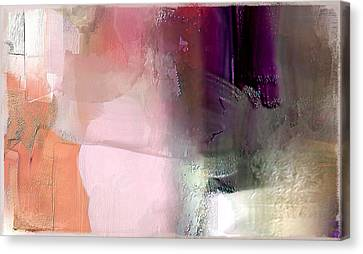 Canterbury Purple Canvas Print