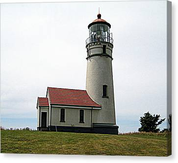 Cape Blanco Lighthouse Canvas Print