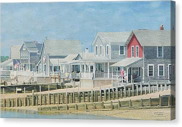 Cape Cod 04 Canvas Print by Joost Hogervorst
