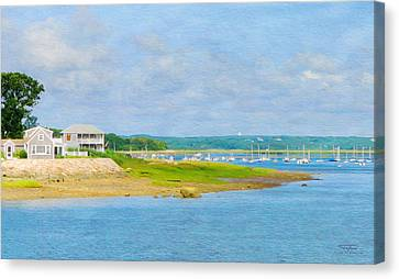 Cape Cod 07 Canvas Print by Joost Hogervorst