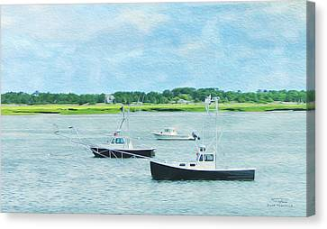 Cape Cod 08 Canvas Print by Joost Hogervorst