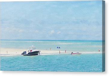 Cape Cod 09 Canvas Print by Joost Hogervorst