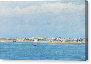 Cape Cod 10 Canvas Print by Joost Hogervorst
