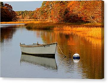 Cape Cod Fall Foliage Canvas Print by Juergen Roth